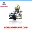 may bom tang ap vo nhom dau inox nationpump hja225