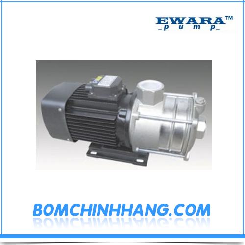 Máy bơm ly tâm trục ngang đa tầng cánh Ewara CMH 4-60 1.5HP