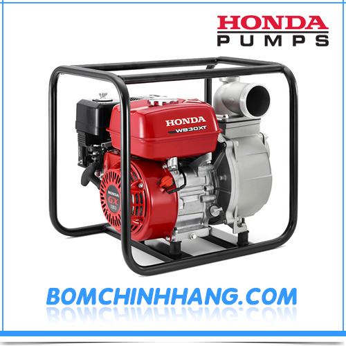 Máy bơm nước chạy xăng Honda WB 30XT 3.6KW