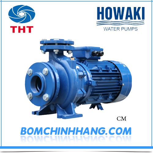 Máy Bơm Ly Tâm Trục Ngang Howaki CM 65-125B 7.5HP