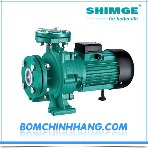 Máy bơm ly tâm trục ngang đầu gang Shimge SGT40-200/7.5 7.5KW